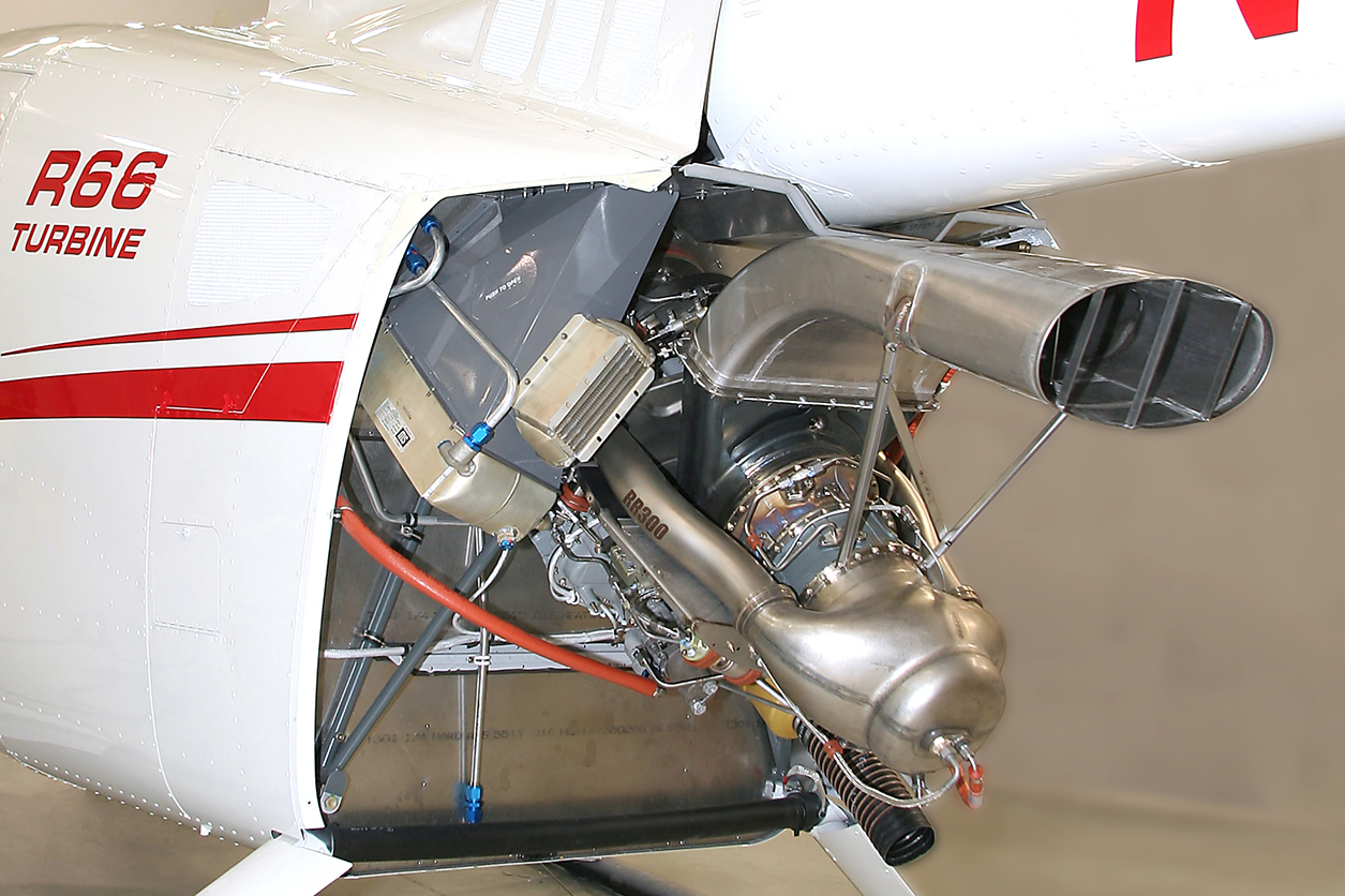 R66 Turbine Engine