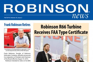 Robinson News Fall 2010