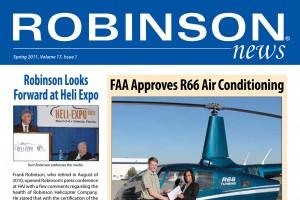 Robinson News Spring 2011