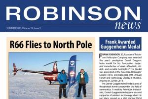 Robinson News Summer 2013