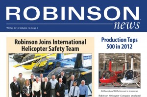 Robinson News Winter 2013