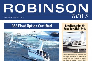Robinson News Fall 2014