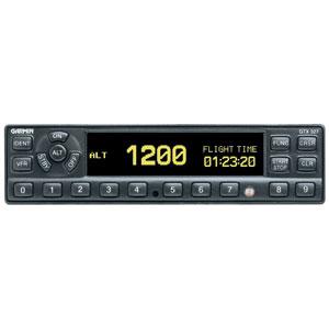 garmin gtx 327 mode c transponder