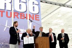 Kurt Robinson Offers R66 Toast