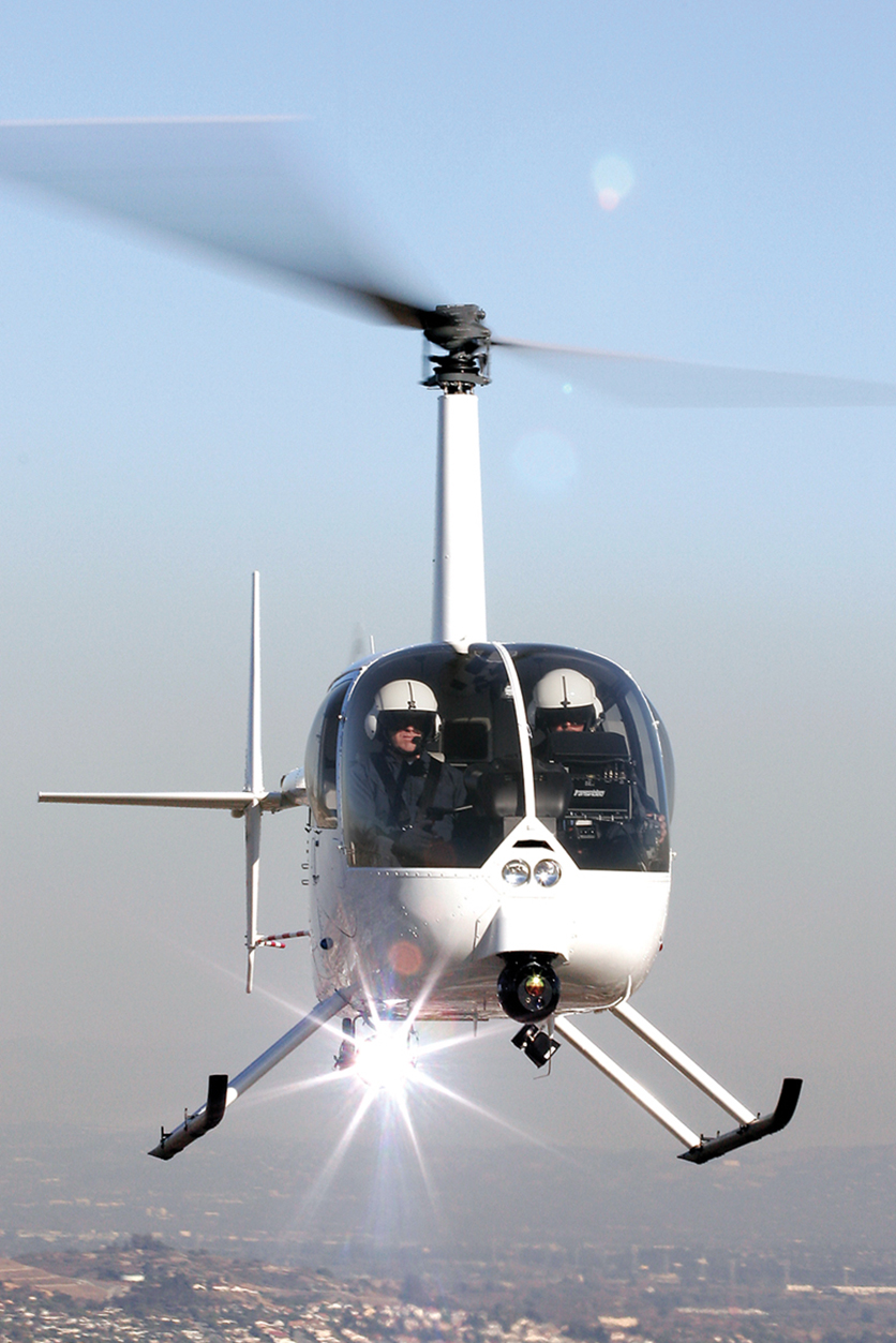 R44 Police Helicopter Specifications - Robinson Helicopter