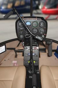 R44 Raven 2 Standard Avionics