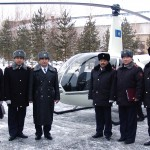 R44 Raven II Police Helicopter Kazakhstan Photo 2