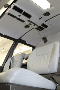 R66 AC Cabin Photo 2