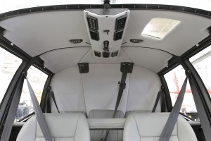 R66 AC Cabin Photo 3