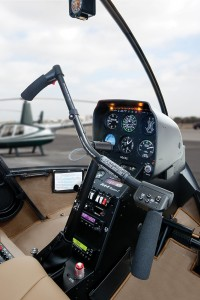 R44 Raven I Standard Instruments