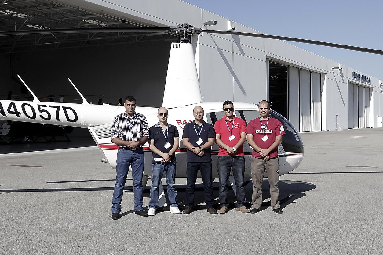 RJAF Pilots