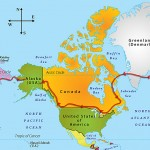 Route of R66s Around the World