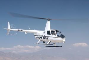 San Bernardino Police Helicopter