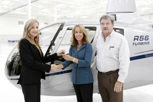 Terry Hane Presents R66 Keys to Helistream