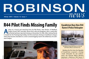 Robinson News Winter 2007