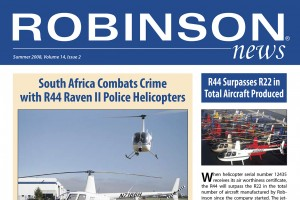 Robinson News Summer 2008