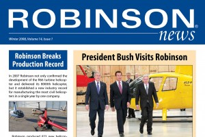 Robinson News Winter 2008