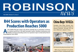Robinson News Fall 2009
