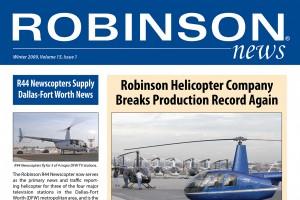 Robinson News Winter 2009