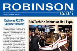 Robinson News Spring 2010