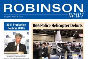 Robinson News Spring 2012