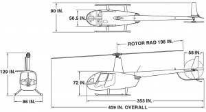 r44-cadet-3-view-drawing