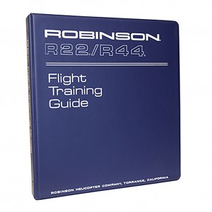 r22 and r44 flight training manual