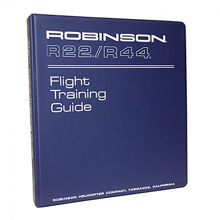 r22 and r44 flight training manual