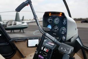 r44 raven standard avionics