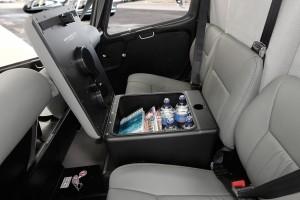 r66 rear center console