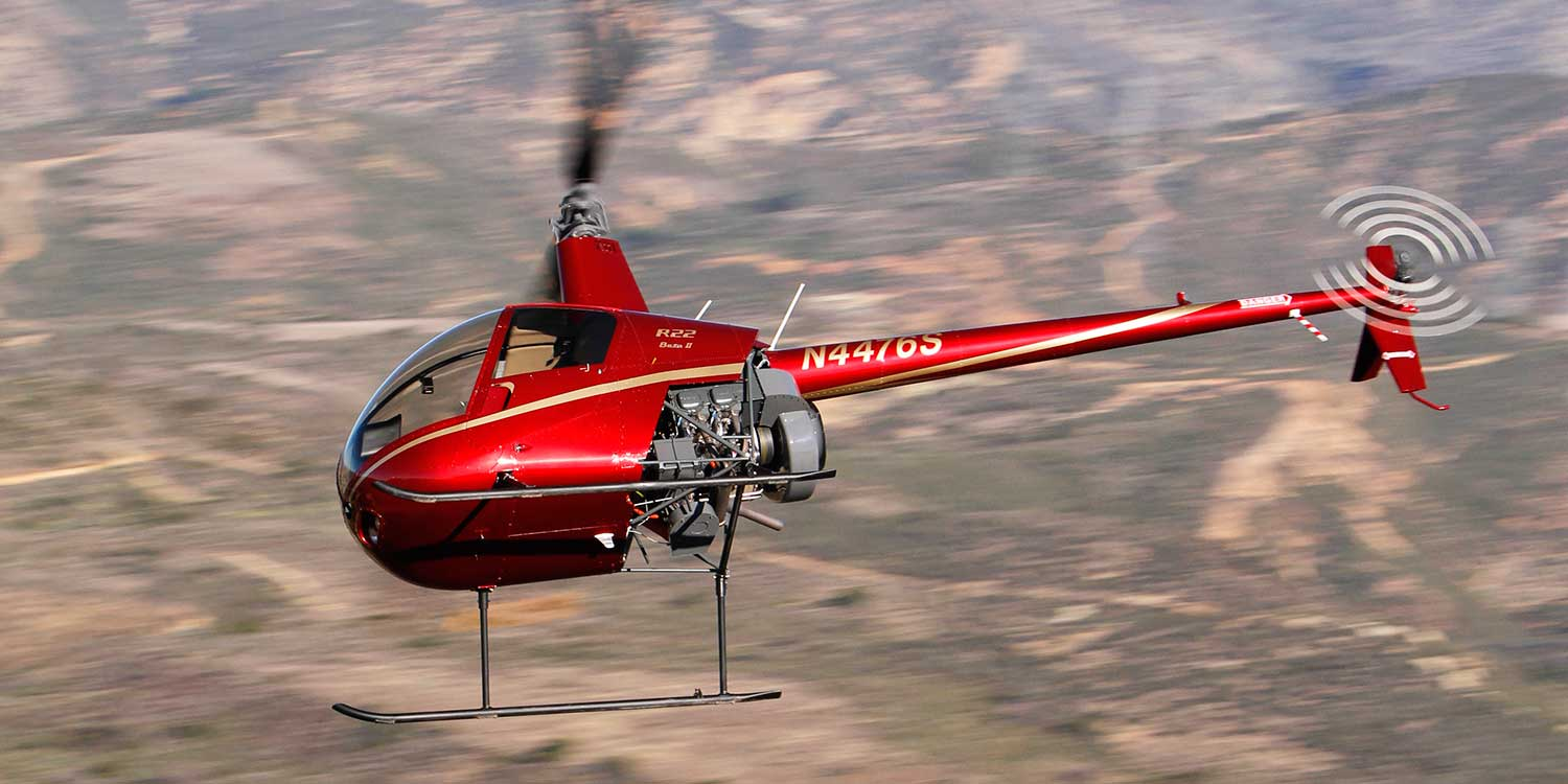 R22 Introduction & Specifications - Robinson Helicopter ...