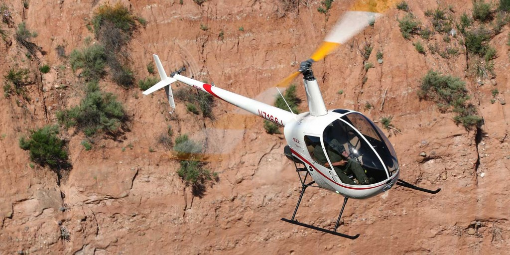 R22 Introduction & Specifications - Robinson Helicopter Company