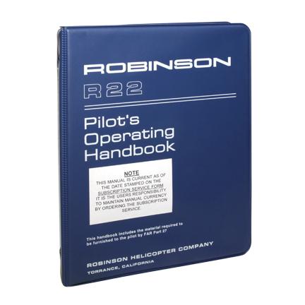 r22 pilot s operating handbook robinson helicopter company rh robinsonheli com Robinson R88 robinson r22 pilot handbook
