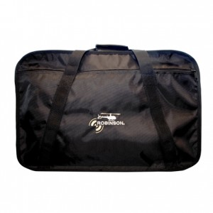 r44 overnight travel bag black