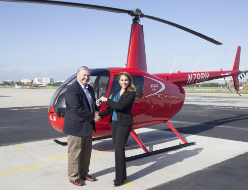 University of North Dakota Adds Robinson R44 Cadet Trainer