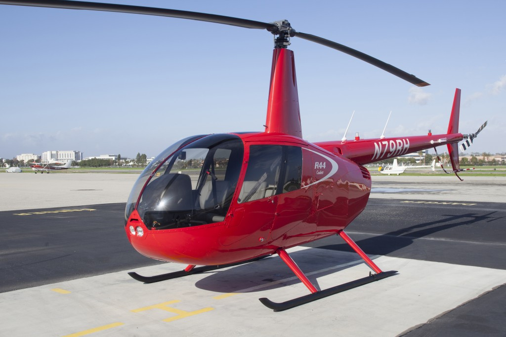 red r44 cadet with tinted windows