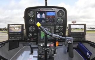 Robinson R66 Turbine Turbine forward cabin