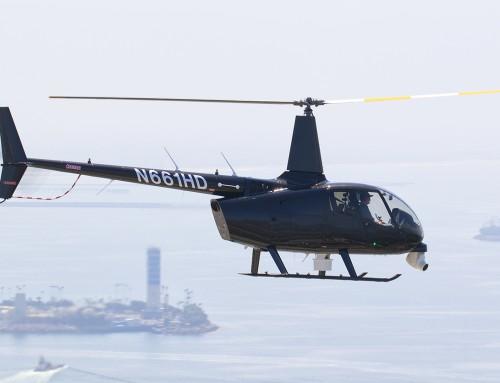 FAA Certifies Robinson R66 Turbine Newscopter