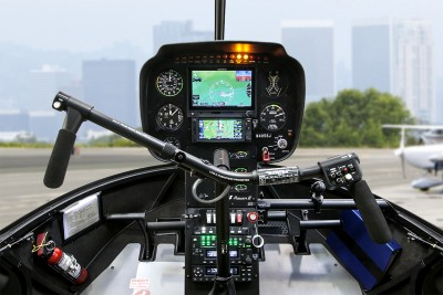 Raven 2 700L TXi Display
