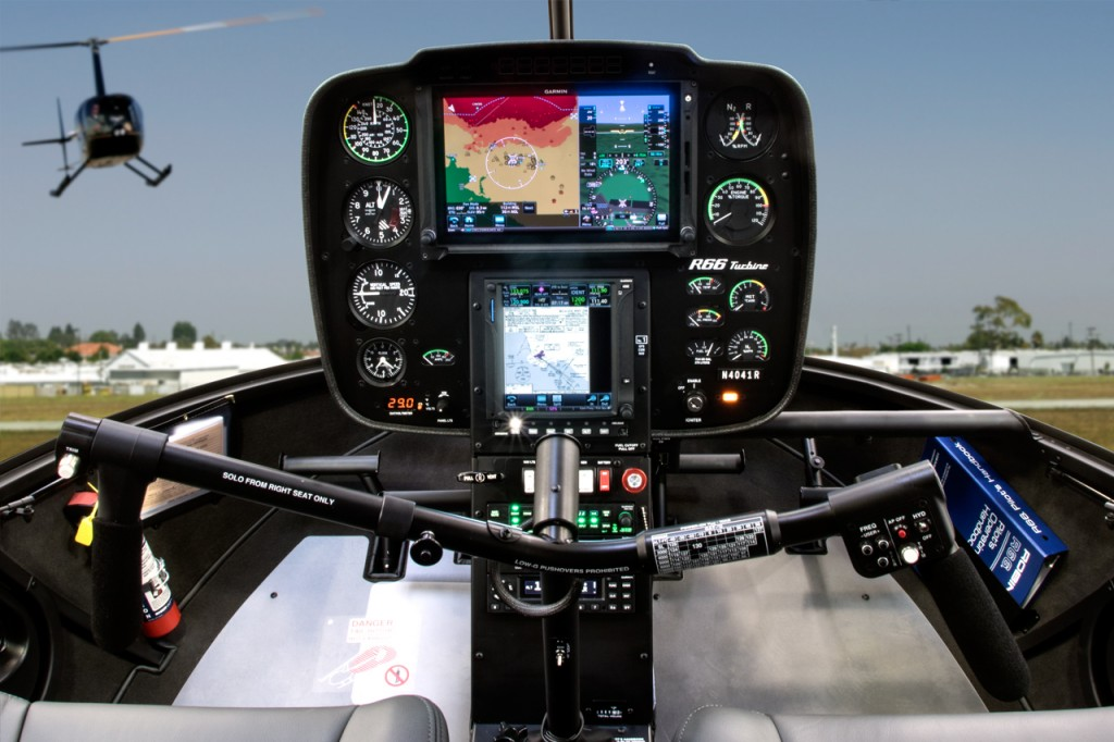 R66 Introduction & Specifications - Robinson Helicopter Company