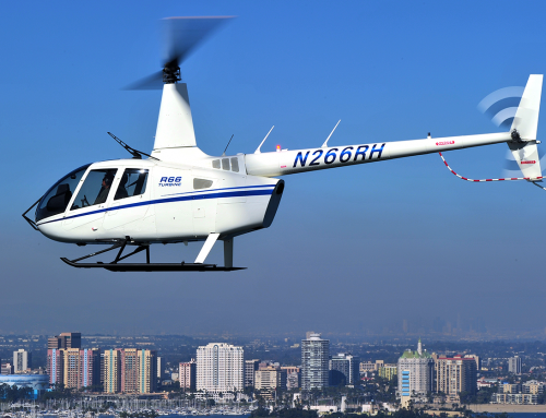 Wire Strike Protection for R66 Helicopters