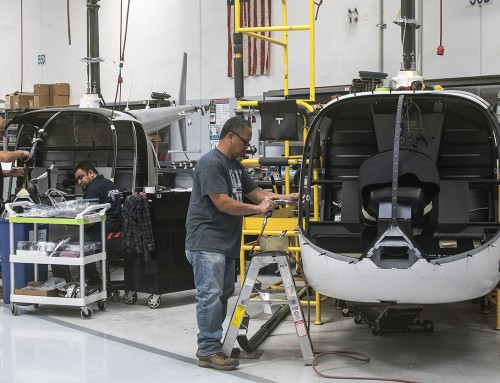 Robinson's Production Picked up Steam in 2017
