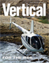 vertical magazine cover of r66 cargo hook article