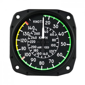 R66 Airspeed Indicator