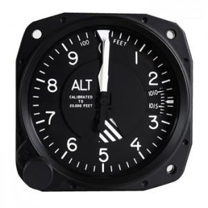millibar altimeter