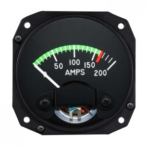 ammeter avionics instrument