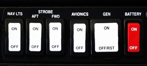 avionics master switch