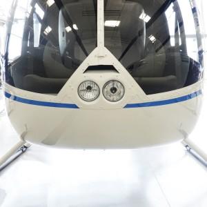 dual hid landing lights