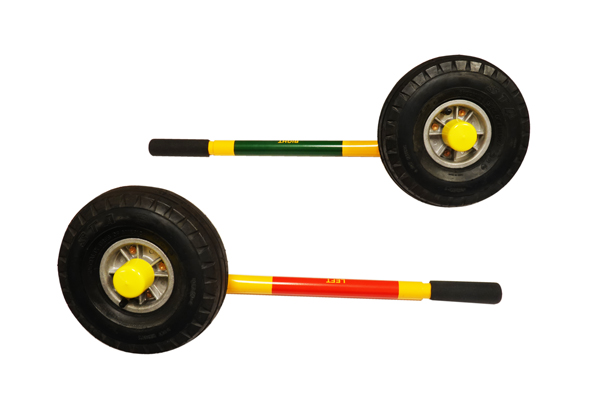 helicopter ground handling wheels