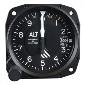 avionics instrument standard altimeter